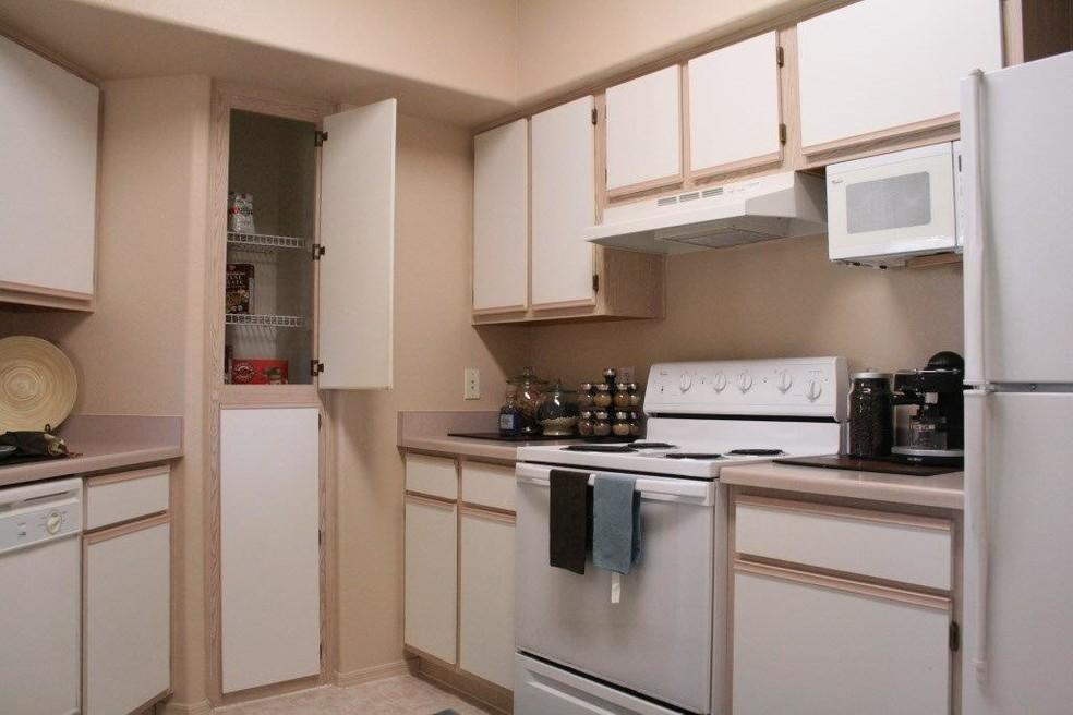 A1 Floorplan - Kitchen