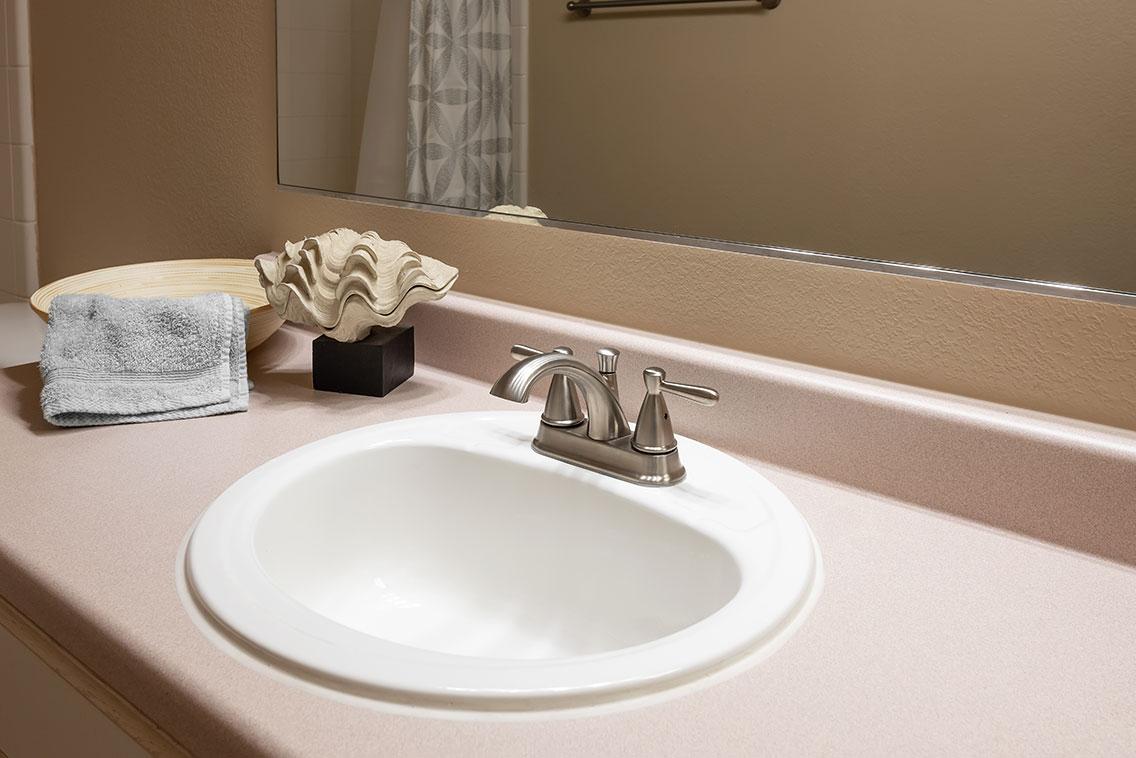 A1 - Bathroom Sink