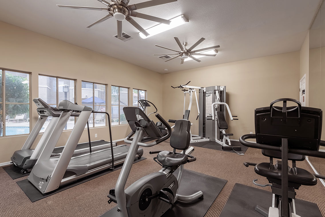 Traditions - Fitness Room