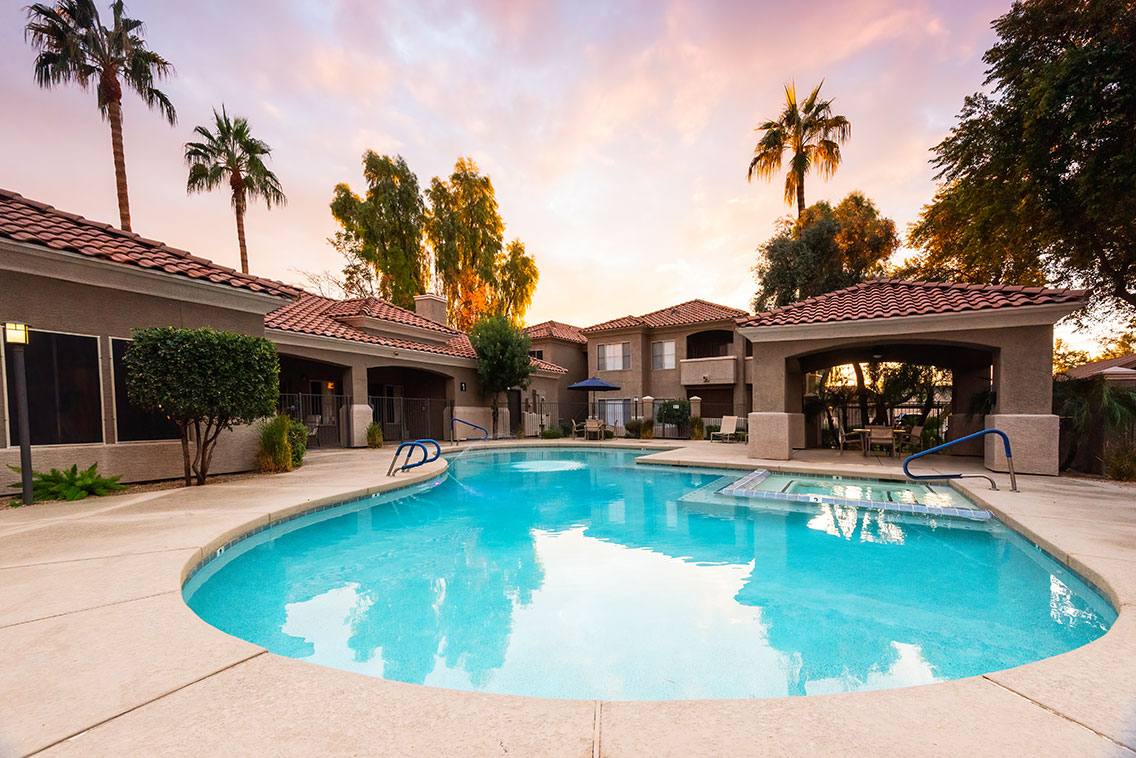 Traditions - Outdoor Pool