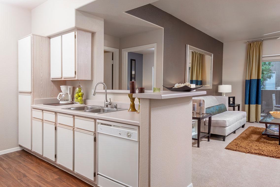 B1- Kitchen/Living