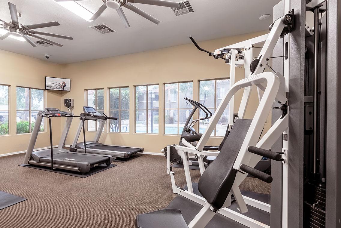 Traditions - Interior - Fitness Room 2